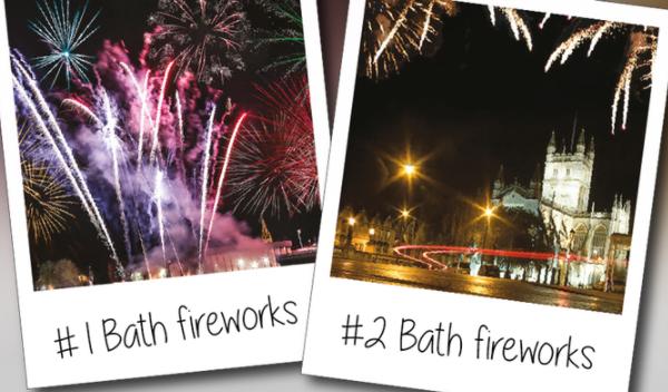 bath fireworks